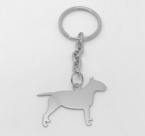 Chaveiro Bull Terrier