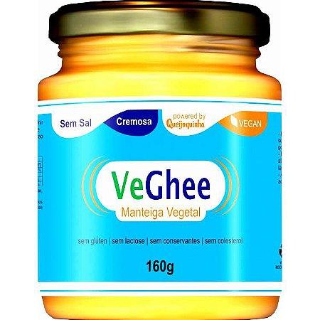 Manteiga Vegetal Sem Sal VeGhee 160g