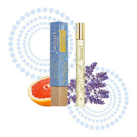 Óleo Perfumado Alma Feliz (aromaterapia) 10ml e Roll On Bioart