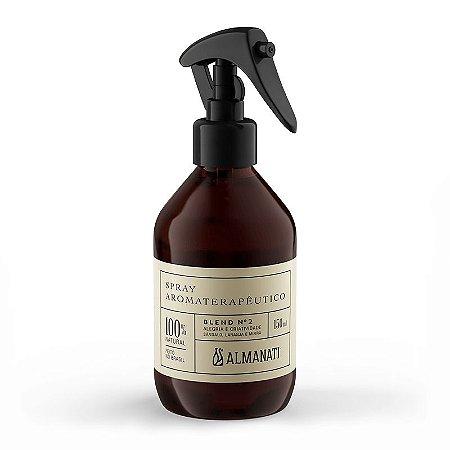 Spray Aromaterapêutico para Alegria e Criatividade, Almanati, 150ml