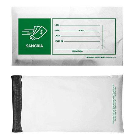 Envelope Sangria de Caixa 11 x 20cm