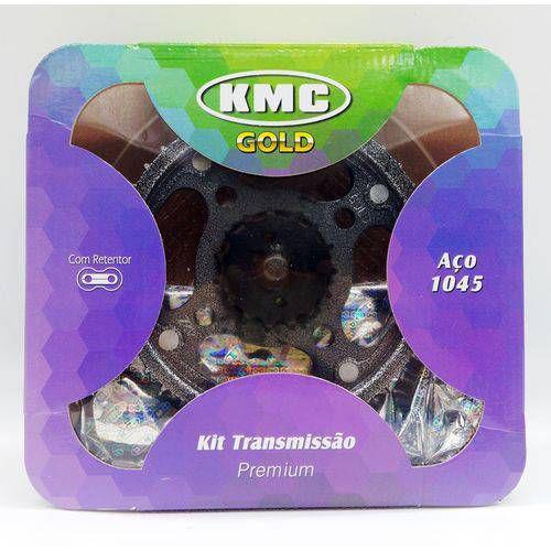 Kit Relação Kmc Honda Titan/fan/cg 150 04/14 Com Retentor