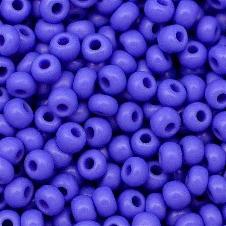 Miçanguinha Jablonex 2.6mm 9/0 50g (Azul Fosco)
