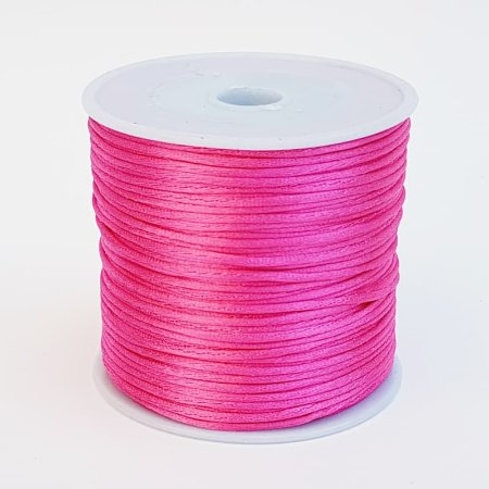 Fio de Seda 1mm 50mt (Pink)