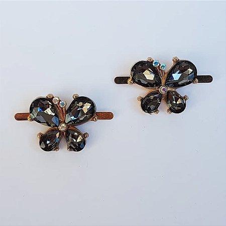 Piercing Borboletinha (Preto)