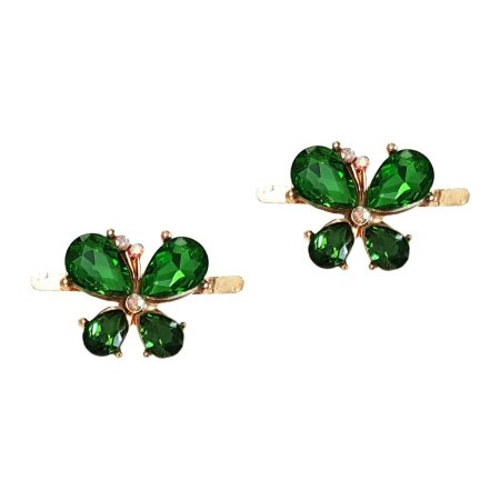 Piercing Borboletinha (Verde)