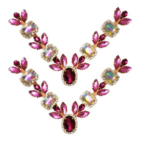 Cabedal Luxo V - O Canto das Sereias (Pink)