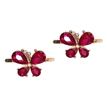 Piercing Borboletinha (Pink)