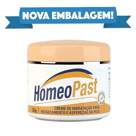 Homeopast - creme hidratante para rachadura nos pés - 30 g - homeomag