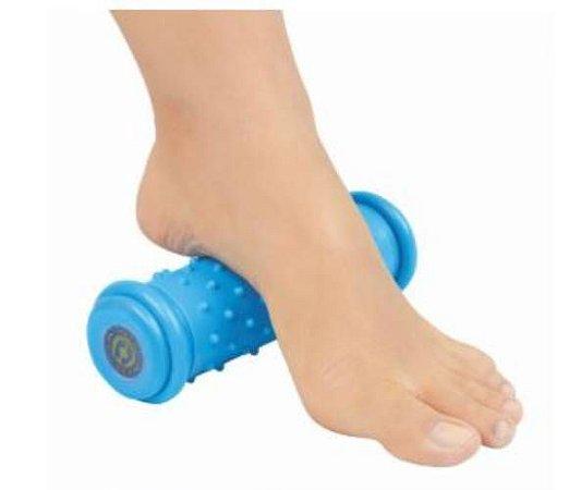 Rolo hotcold de massagem fisioterápico para os pés – ortho pauher – ref.: ac078