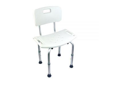 Cadeira ortopédica de banho para acessibilidade - ortho pauher – ref.: ac3006