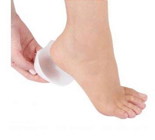 Protetor soft gel para calcanhar -tripla ação - ortho pauher – ref.: 1022