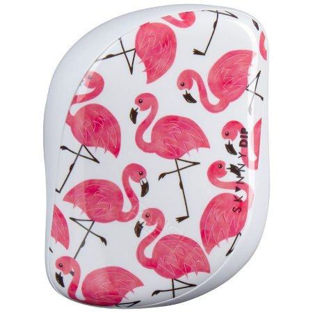 Skinny Dip: White / Pink Flamingo