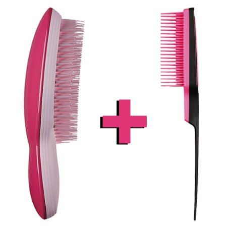 KIT PASSO 3 THE ULTIMATE PINK + BACK COMBING