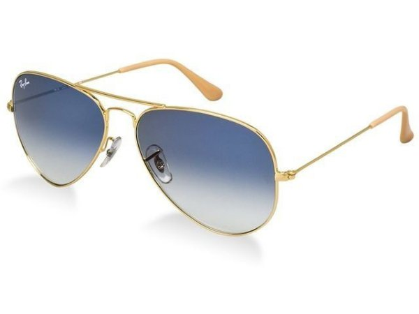 4433f90093f6f Ray Ban 3025 Azul Degrade - Dwc Outlet