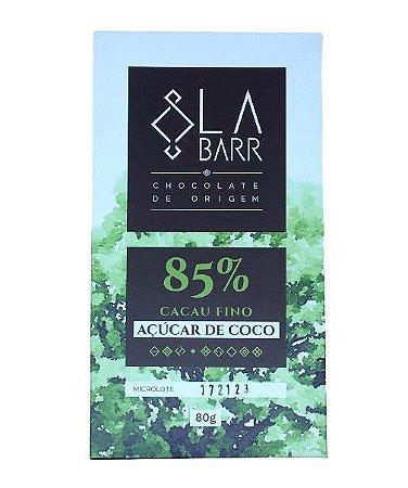 LaBarr - 85% Cacau Pará com Açucar de Coco