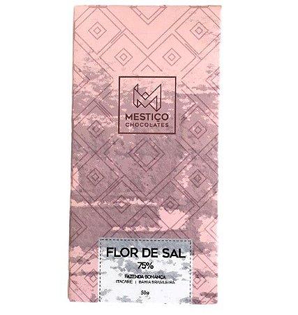 Mestiço - Chocolate 75% Cacau com Flor de Sal