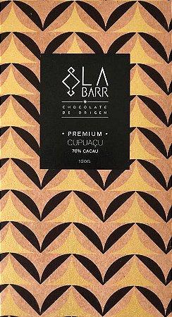 Barra de Chocolate 70% Cacau com Cupuaçu Premium - LaBarr Chocolate de Origem