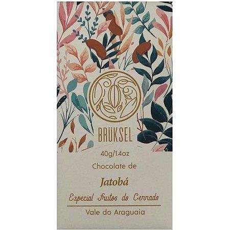 Barra de Chocolate de Jatobá - Brüksel