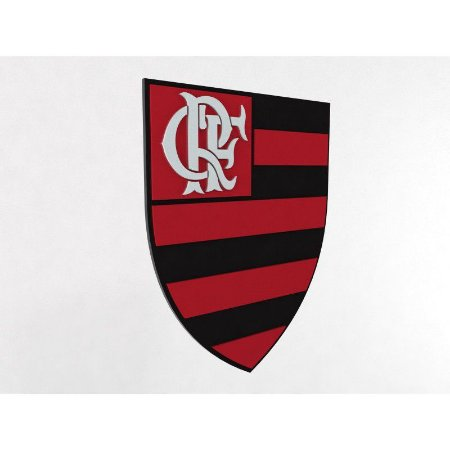 Placa Decorativa Personalizada Flamengo