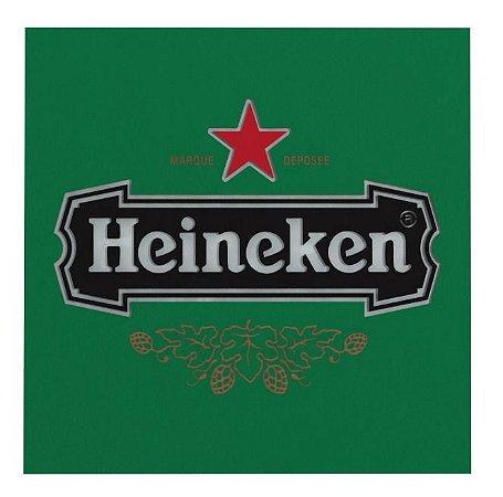 Placa Decorativa Cerveja Heineken