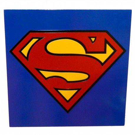 Quadro Super Herói Superman