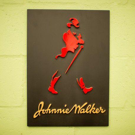 Quadro Whisky Johnnie Walker