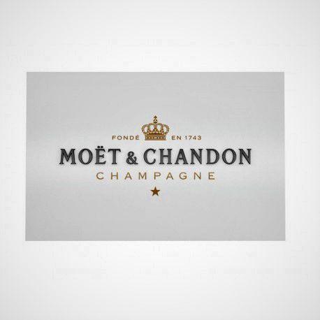 Quadro Champagne Moet e Chandon