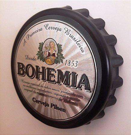 Abridor Garrafas Bohemia Imã