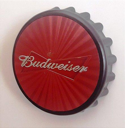 Abridor Garrafas Budweiser Imã
