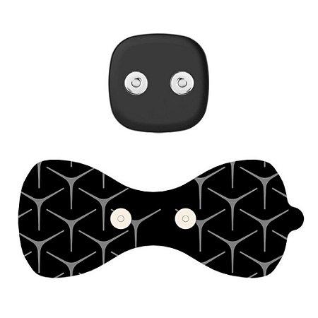 Mini Massageador Portátil c/ Controle Remoto