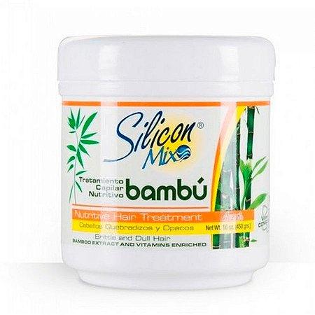 Máscara  Silicon mix Capilar  Nutritiva Bambu