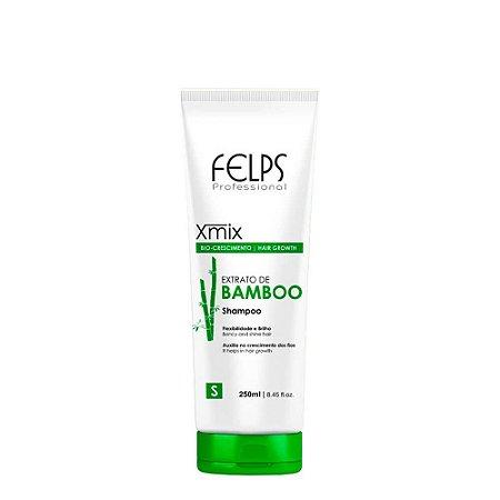 Shampoo Flexibilidde e Brilho Bamboo