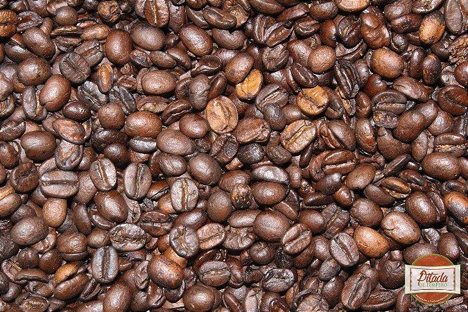 Café Torrado em Grão Tradicional 100% Arábica Rei do Café