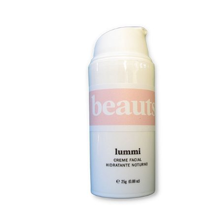 Creme Facial Noturno Hidratante Beauts 25g