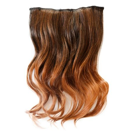 Aplique De Cabelo Ombre Extension Hairdo 40cm Chocolate