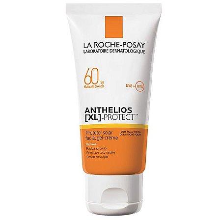 Protetor Solar Facial Anthelios Fps 60 La Roche-Posay 40g
