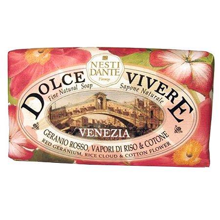 Sabonete em Barra Dolce Vivere Venezia Nesti Dante 250g