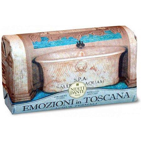 Sabonete Emozione in Toscana Aguas Termais Nesti Dante 250g