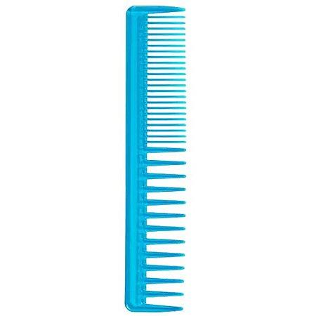 Pente Color Comb Slim Azul Océane