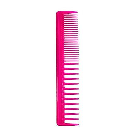 Pente Color Comb Slim Pink Oceane