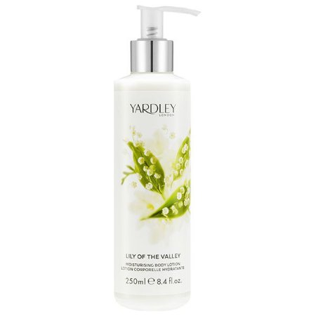 Loção Corporal Lily Of The Valley Yardley 250ml