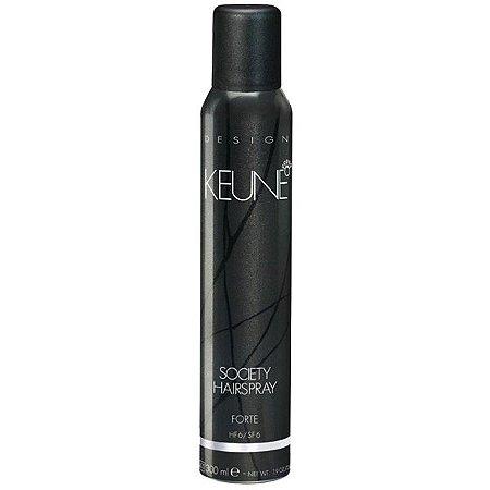 Finalizador Society Hairspray Forte Keune 300ml