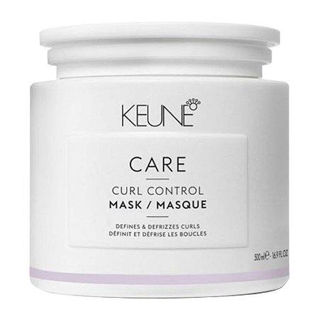 Máscara Care Curl Control Keune 500ml