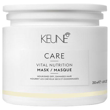 Máscara Care Vital Nutrition Keune 200ml