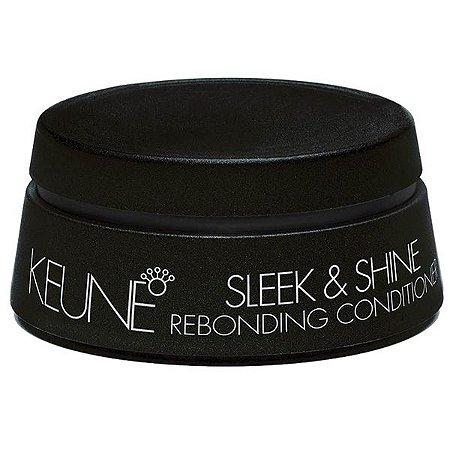 Máscara Reconstrutora Sleek & Shine Conditioner Keune 200ml