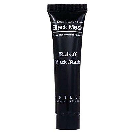 Máscara Removedora de Cravos Black Mask Shills 15ml