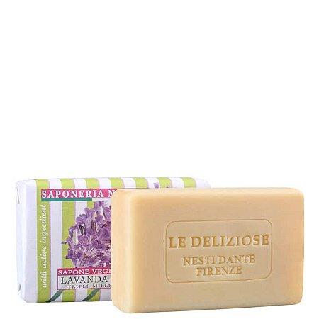 Sabonete Le Deliziose Lavanda Nesti Dante 150g
