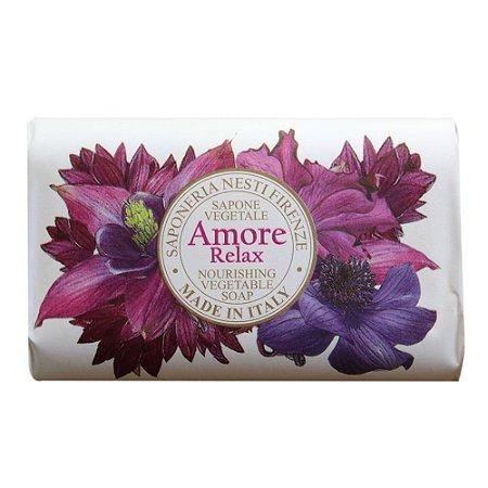 Sabonete Em Barra Amore Relax Nesti Dante 170g