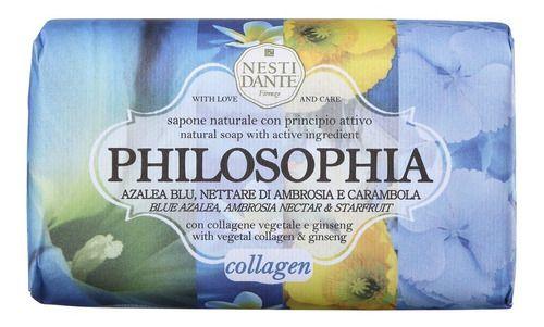 Sabonete em Barra Philosophia Collagen Nesti Dante 250gr